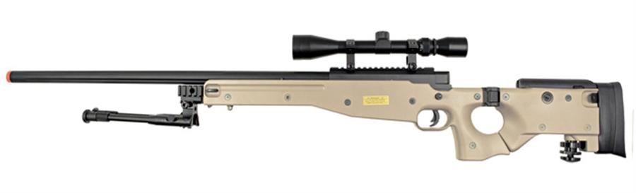 Well MBO8 Airsoft Gun