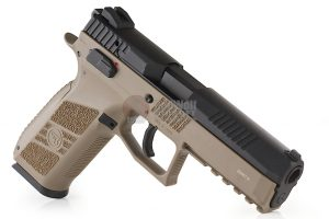 CZ P-09 ASG Airsoft pistol